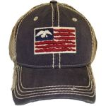 Duck Commander Flag Hat