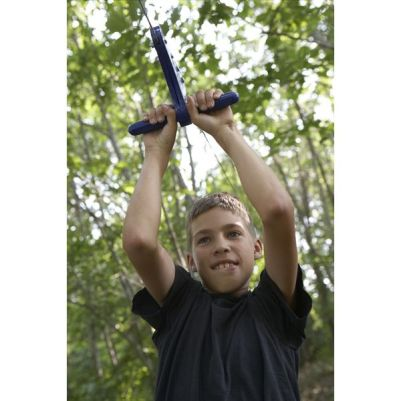 Zipline (35 Holiday Gifts that Inspire Adventure in Boys)