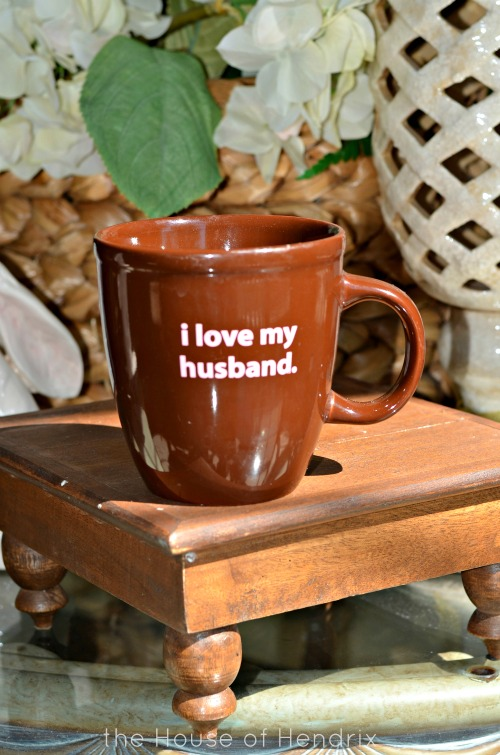 Let your coffee do the talking with these sweet mugs