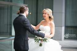 Small Of First Look Wedding