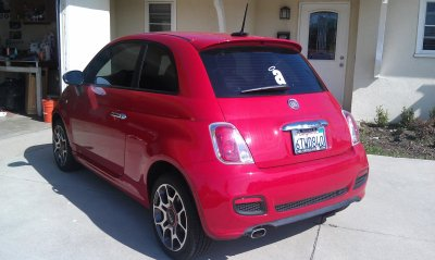 2012 Fiat 500 Sport : High Mileage Reliability Review - The Ignition Blog
