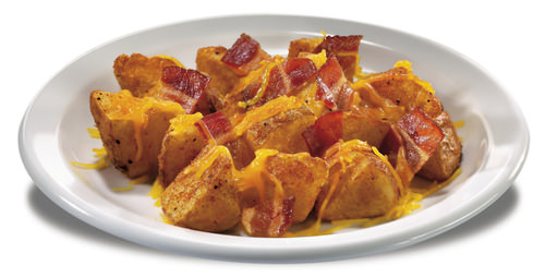 Bacon Cheddar Red Skinned Potatoes Side Choice