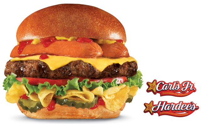 Carl s Jr and Hardee s The Most American Thickburger