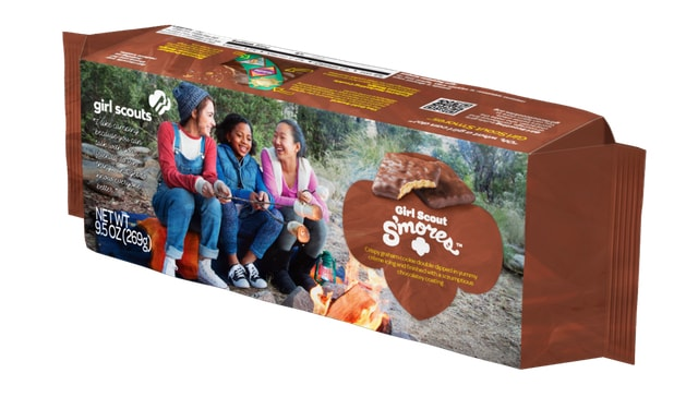 Girl Scout S mores Cookies 2