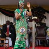 First Lady hints at new leadership for 2018 election