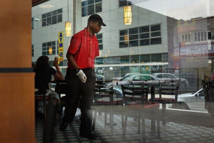 McDonald's Minimum Raise Row affecting thousands with low salary