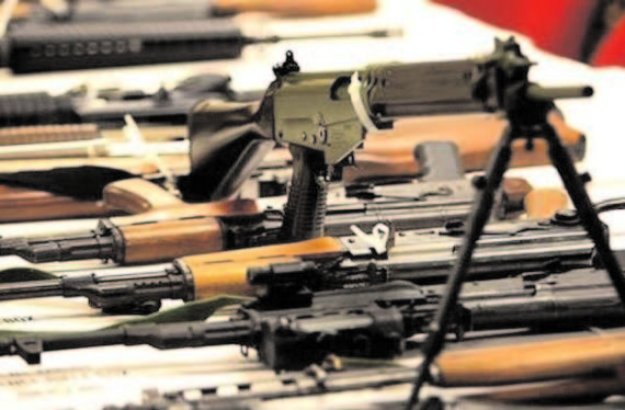 Extremists bought 6 million arms illegally in India