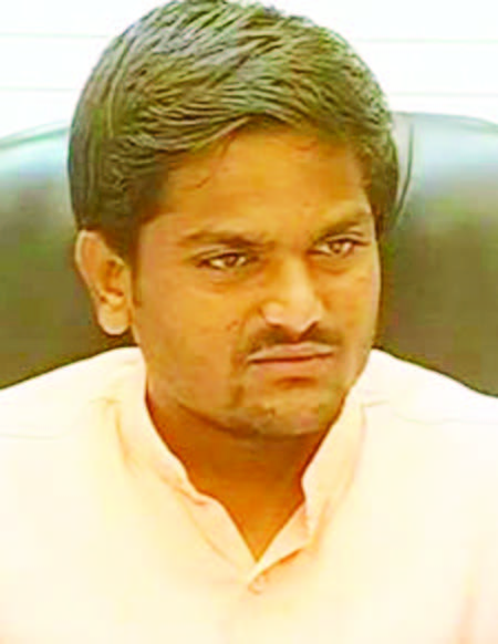 This young man of 21 - Hardik Patel - who plans to organize a rally of 40 lakh people on August 25 has given sleepless nights to Gujarat government