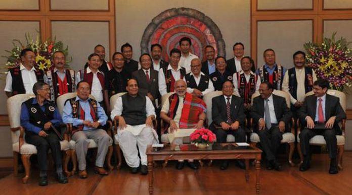Naga Accord- End of Naga Insurgency Image
