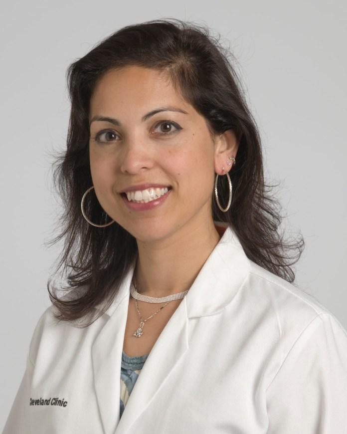Cleveland-based Dr Sumita Khatri