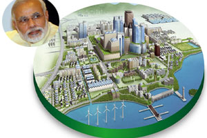 modi-and-smart-city-model