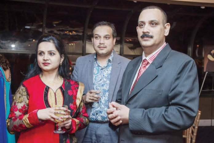 Custodians of Indo American: Usha Devraj (CFO) Ganpat N Aiayr ( Vice President) Devraj N Aiyar ( CEO)