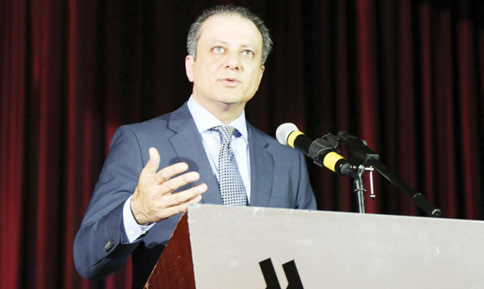 Preet Bharara, U.S. Attorney for the Southern District of New York delivered the keynote address at the NetIPNA Silver Jubilee Anniversary conference
