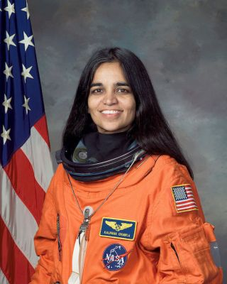 Kalpana Chawla, Indian-American astronaut who died during the failed re-entry of Space Shuttle Columbia