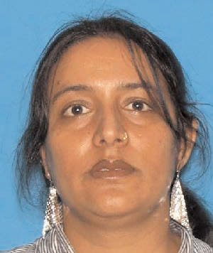 Rajinder Kaur, 35, of Jersey City, has been indicted for allegedly filing crash claim against insurance policy which she obtained after accident occurred. She could face up to five years in prison and $15,000 in fines, if convicted.