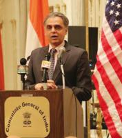 India's Permanent Representative to the United Nations Syed Akbaruddin as a skillful diplomat who can handle any situation deftly