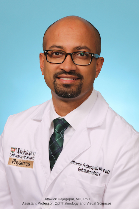 Rithwick Rajagopal of Washington University School of Medicine is one of the recipients of ASCI Council Young Physician-Scientist Award
