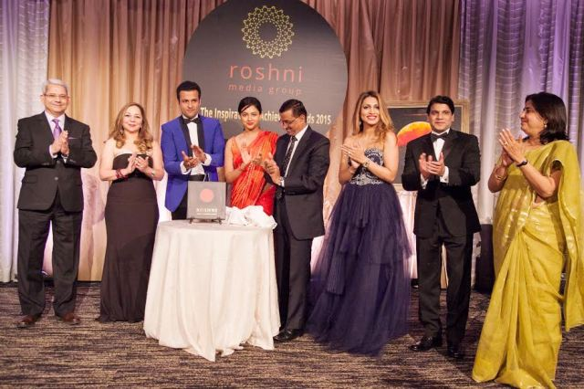 Roshni hosted its first awards gala to recognize remarkable achievements of people of Indian origin. It was organized in May, 2015, in NYC.