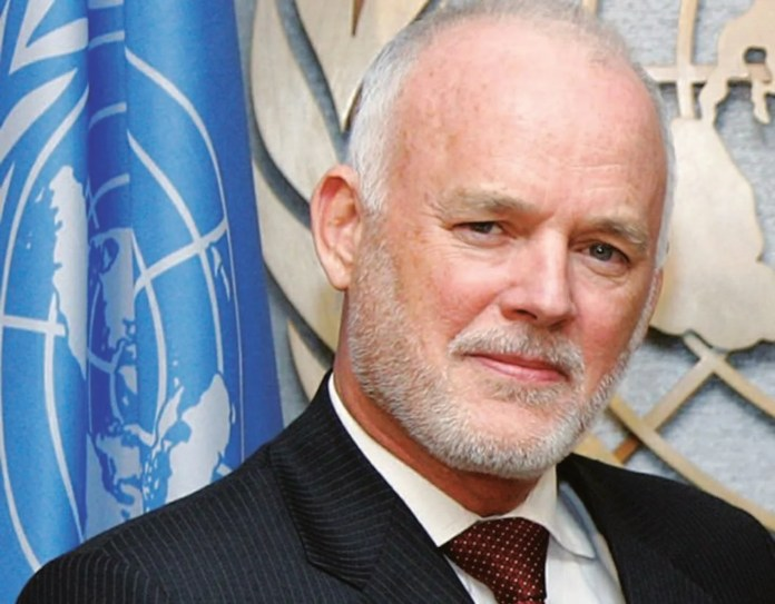 United Nations General Assembly President-elect Ambassador Peter Thomson will be in New Delhi on August 29 where he will meet with Mr. Modi, Ms. Swaraj and Secretary for External Relations, Sujata Mehta