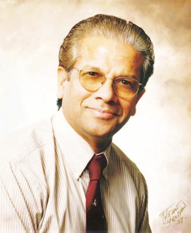West Virginia based eminent ophthalmologist and founder of the Eye Foundation of America Dr. VK Raju