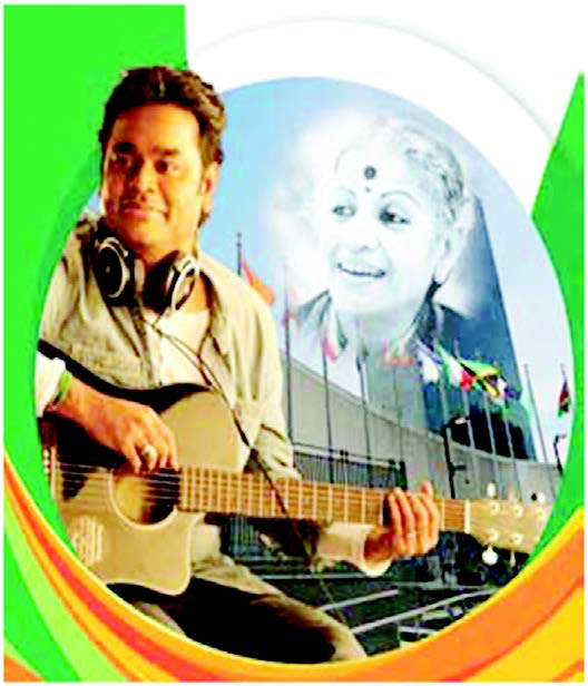 A musical evening by music maestro A.R. Rahman on August 15 is the highlight of Independence Day celebrations at the United Nations