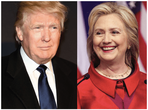 Donald Trump is gaining some ground on Hillary Clinton in the polls, leaving the Democratic presidential nominee with a smaller lead heading into the crucial month of September.