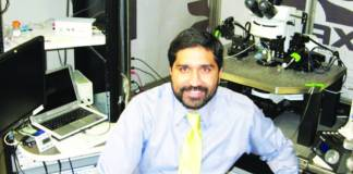 Dr. Sachin Patelstudies the response of endocannabinoid signaling to stress, with the goal of better understanding the pathophysiology of stress-related neuropsychiatric disorders including depression, addiction and post- traumatic stress disorder.