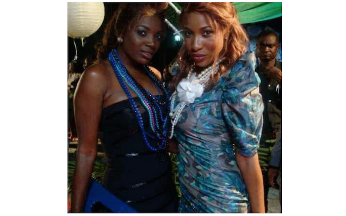 Annie Idibia shares throwback picture with Tonto Dikeh back when they were single ladies – See how they looked!