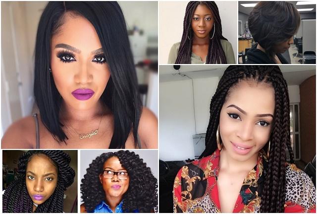 5 Types of hairstyles that make Nigerian women go bald