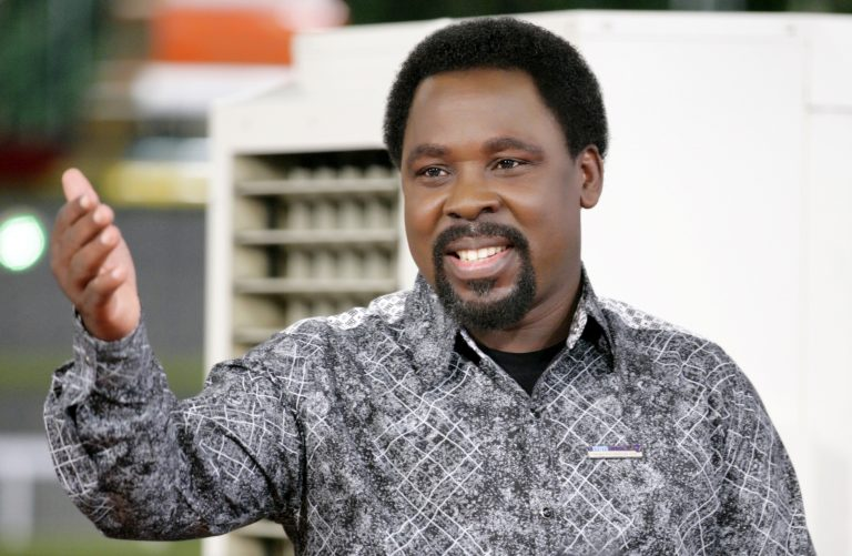 T.B Joshua made prophesies on food scarcity in Nigeria and other catastrophes (read what he said)