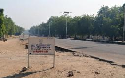 Nigeria military restores phone service in embattled city