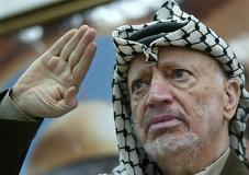 Arafat widow says convinced his death not natural
