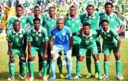 Nigeria upbeat ahead of World Cup draw