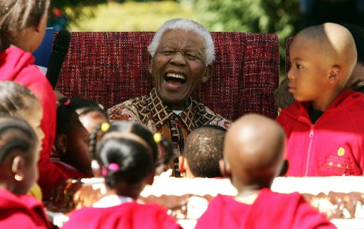 Tutu: Mandela 'taught us how to come together'