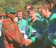 Mandela the secret weapon in 1995 Rugby World Cup final