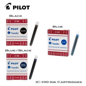 Pilot IC-100 Ink Cartridges