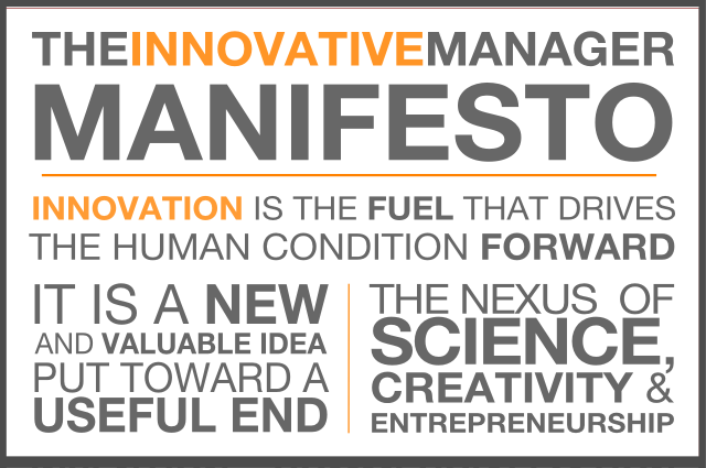 Innovative manager manifesto featured image