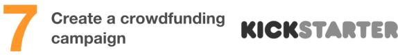 create a crowdfunding campaign