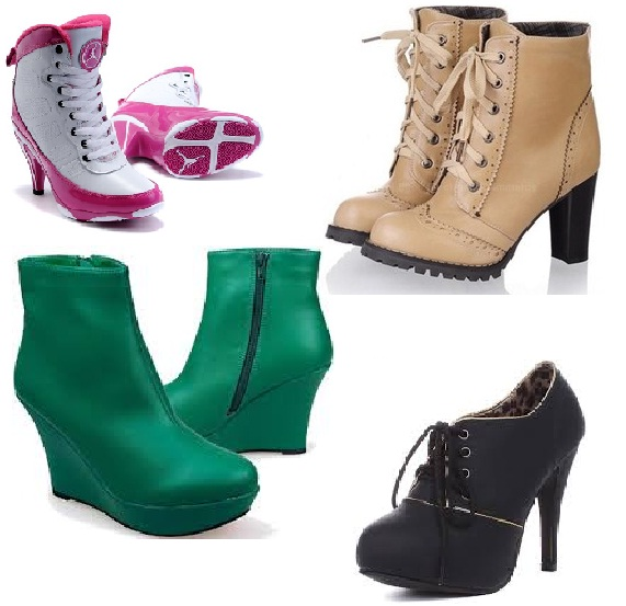 ANKLE BOOTS (Girls)