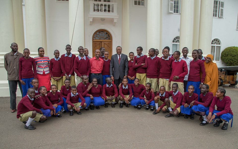 President Uhuru Bashed For 'Discriminating' Marsabit Pupils