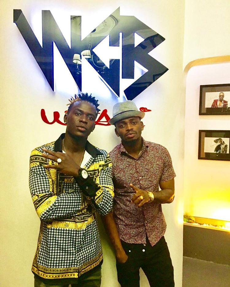 Why are Kenyan artistes thronging Diamond Platinumz's WCB?