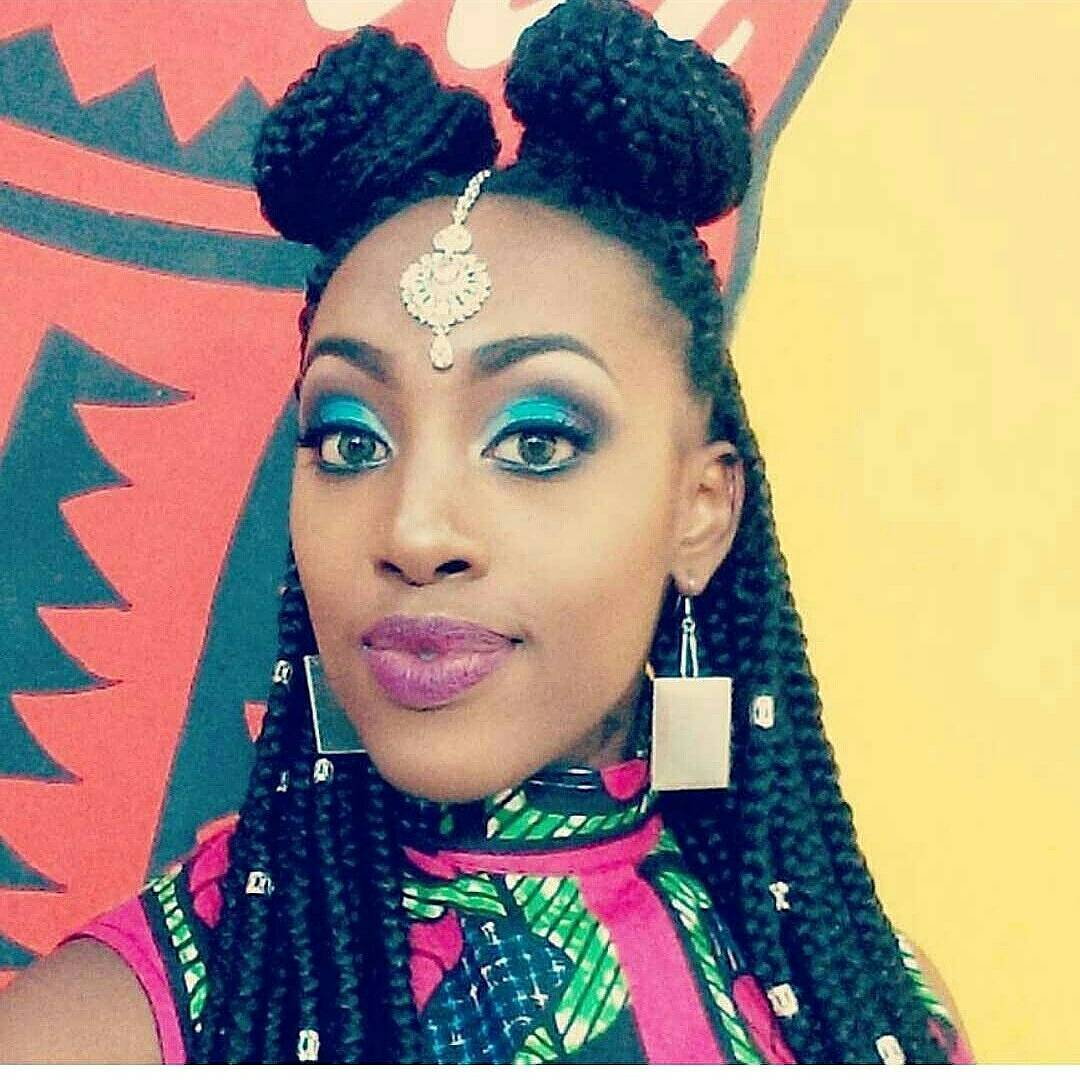 Beautiful Mayonde set to launch the video for her hit 'Nairobi'