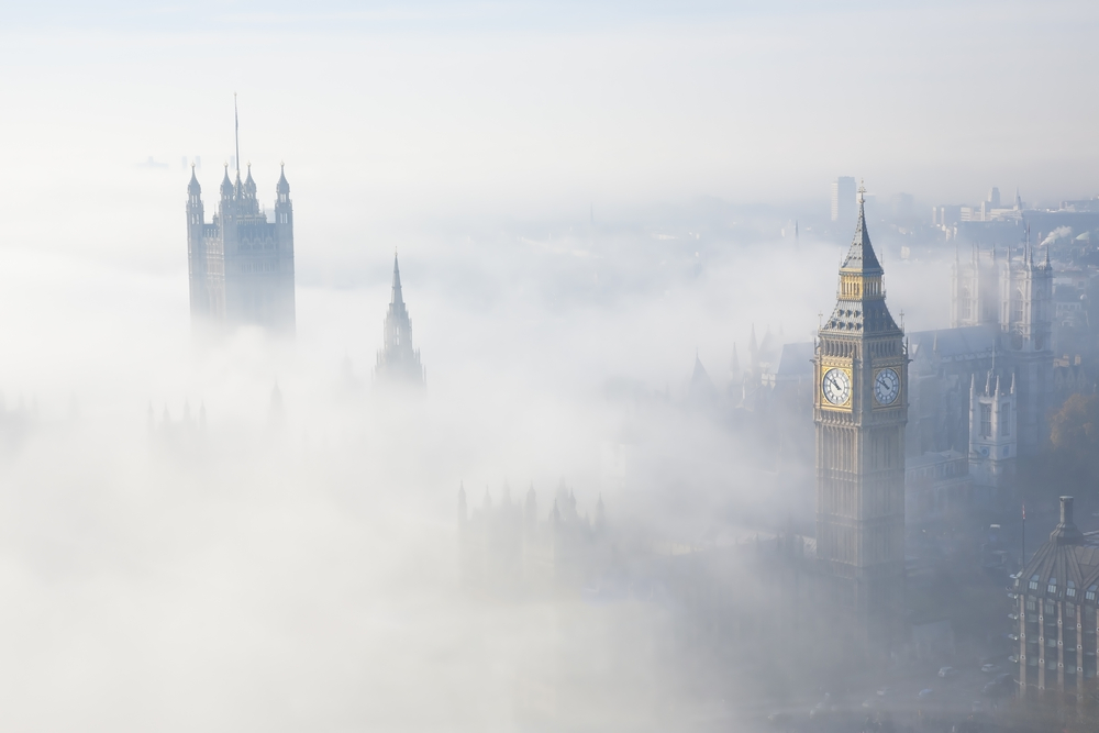 London issued with first `very high´ pollution alert under new system