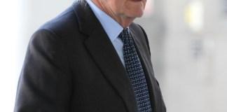 Lord Hesseltine sacked