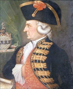 Ambrose O'Higgins