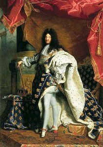 Louis Fourteenth, King of France