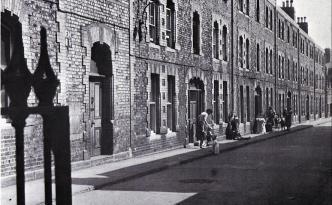 Dublin slums