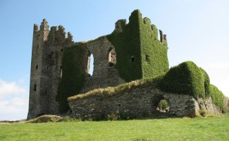 BallycarberyCastle
