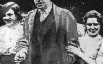 James Larkin pictured in 1913.