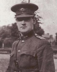 Michael Collins, whose death in August 1922 continues to be the subject of polemic.
